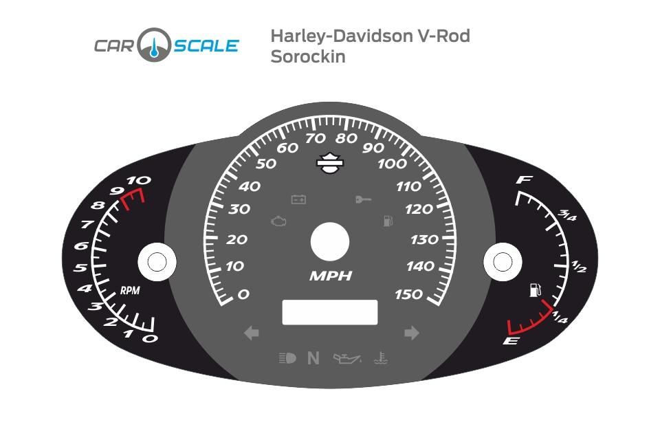HARLEY DAVIDSON V-ROD 02