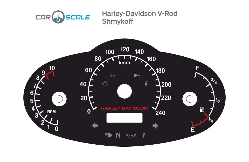 HARLEY DAVIDSON V-ROD 03