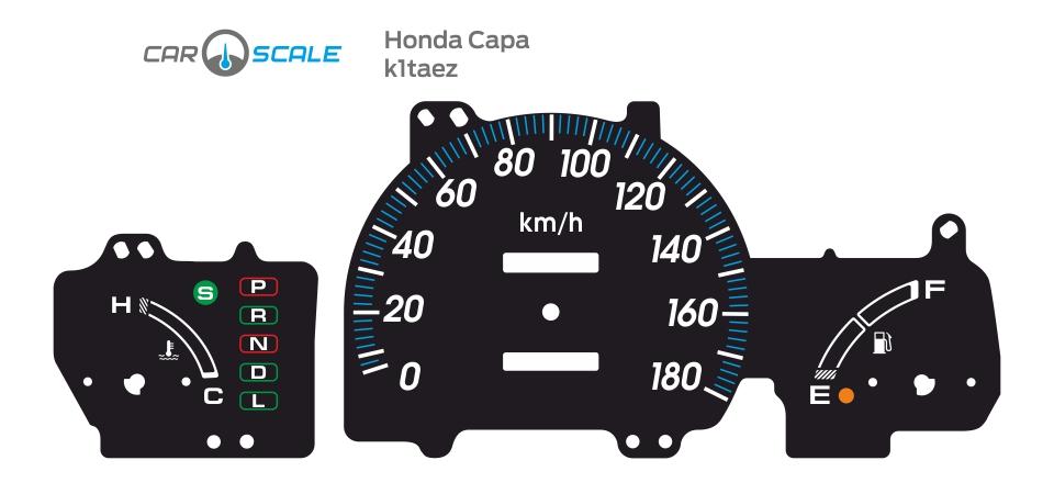 HONDA CAPA 01