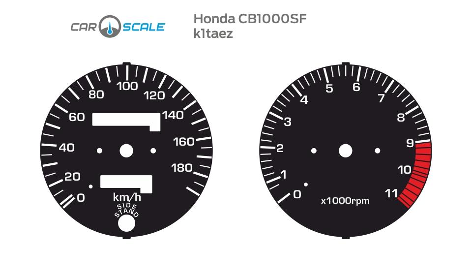 HONDA CB1000SF 01