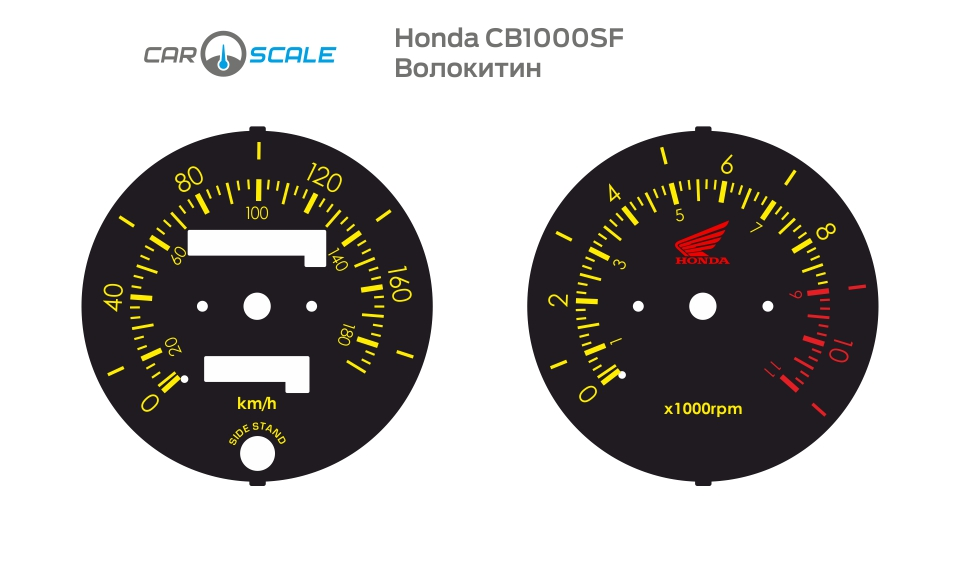HONDA CB1000SF 02