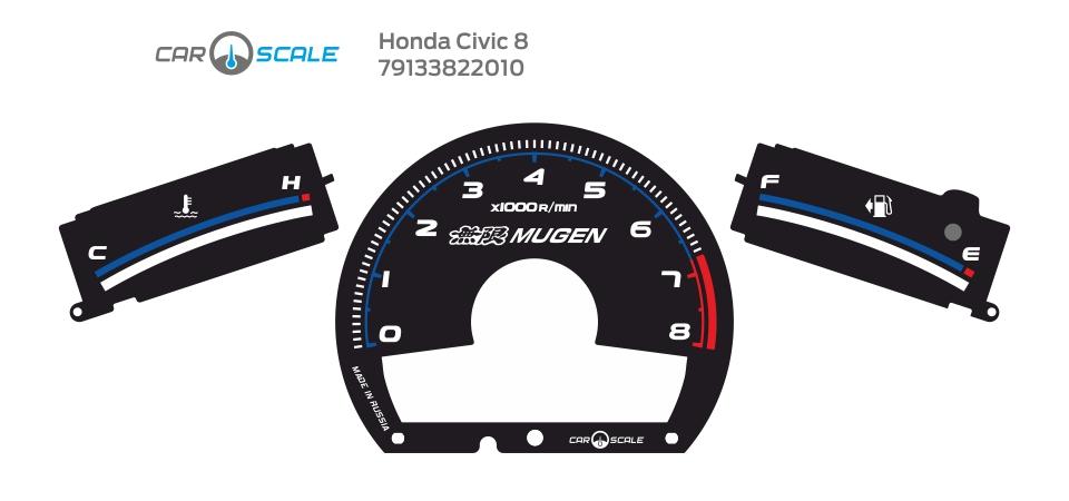 HONDA CIVIC 8 04