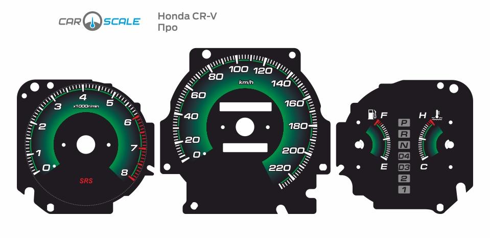 HONDA CRV 05