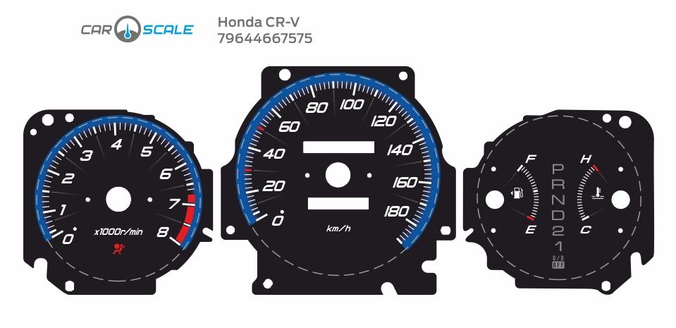 HONDA CRV 14