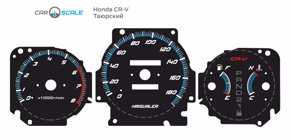 HONDA CRV 15