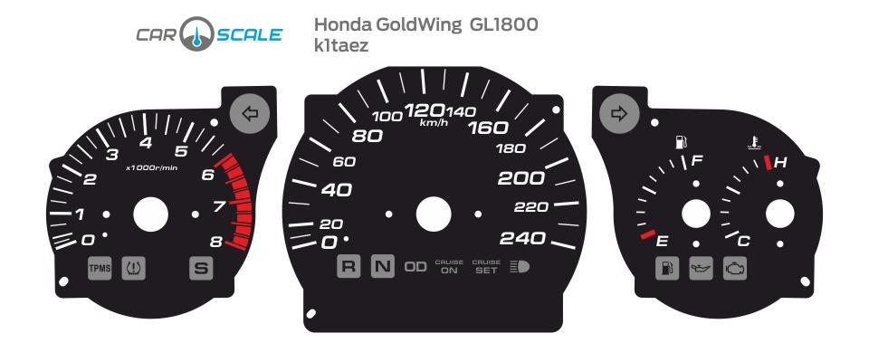 HONDA GOLDWING GL1800 01