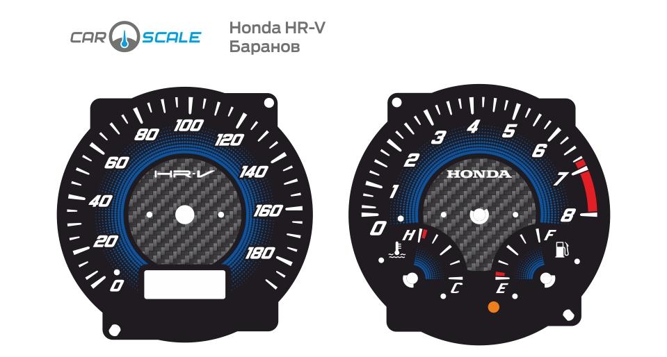 HONDA HRV 07