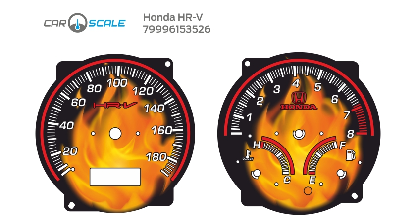 HONDA HRV 12