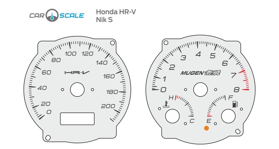 HONDA HRV 13