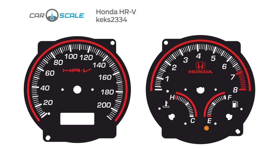 HONDA HRV 02