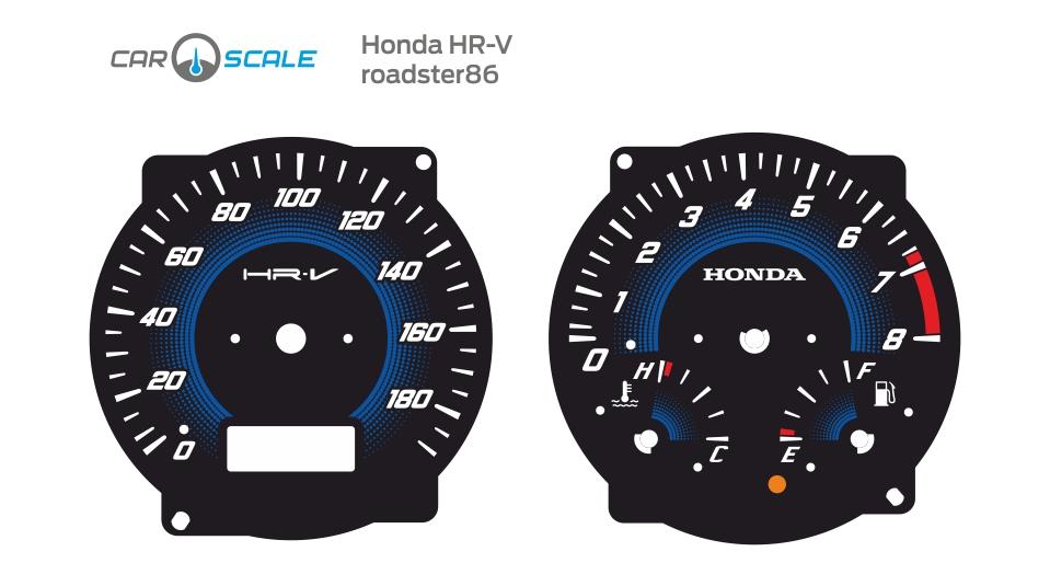 HONDA HRV 03