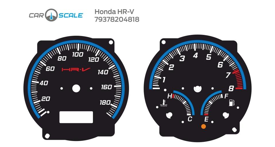 HONDA HRV 05
