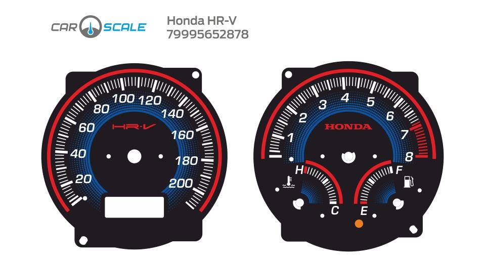 HONDA HRV 06
