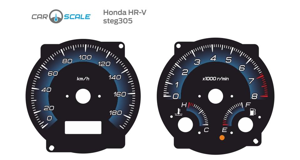 HONDA HRV 08