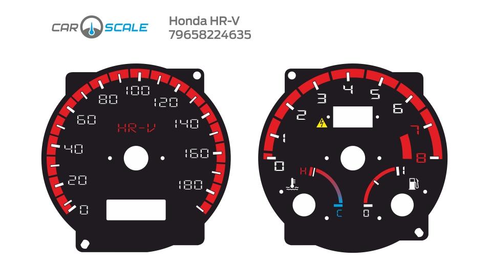 HONDA HRV 11