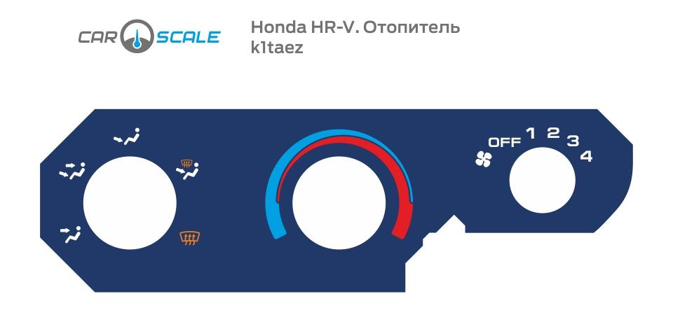 HONDA HRV  HEAT 01