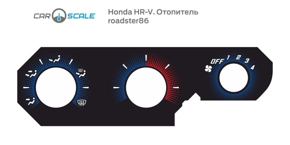 HONDA HRV  HEAT 03