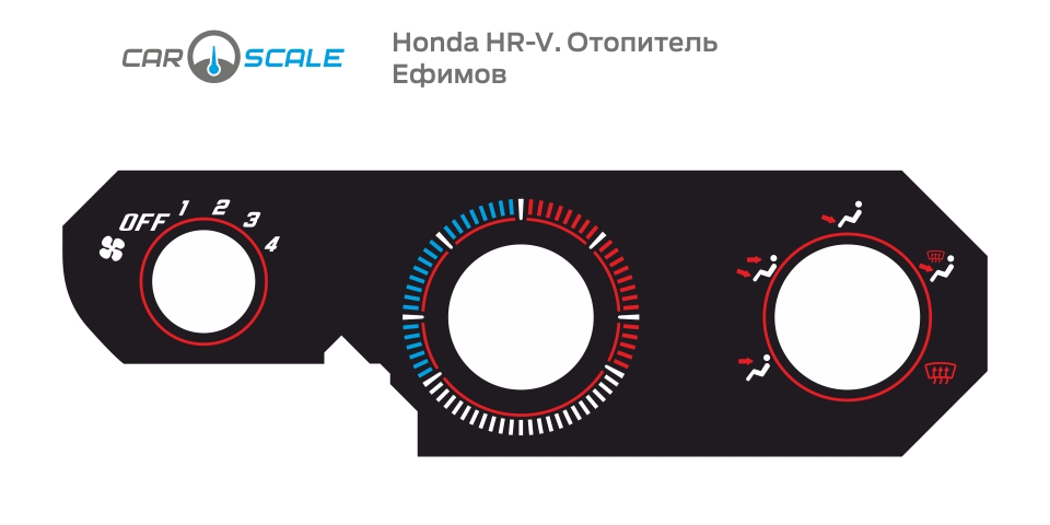 HONDA HRV  HEAT 04