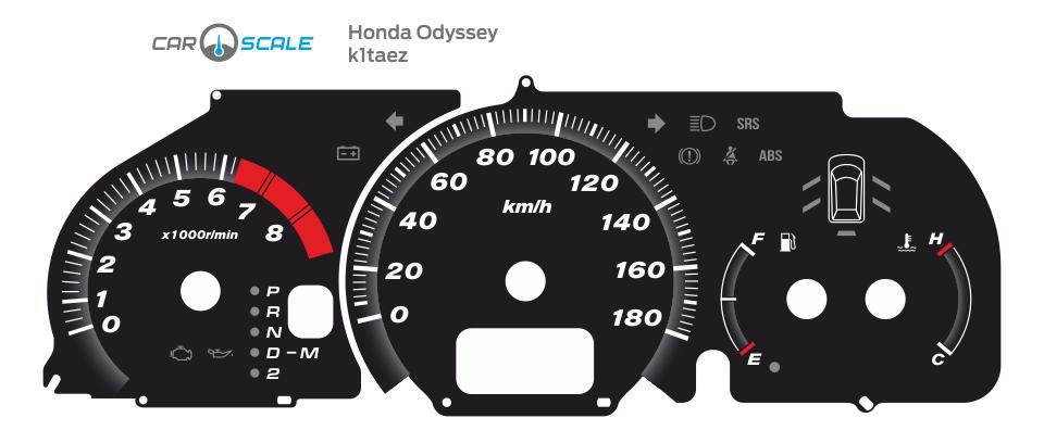 HONDA ODYSSEY 01