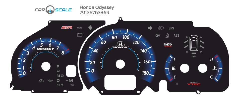HONDA ODYSSEY 04