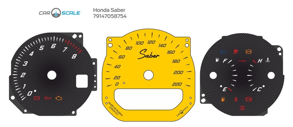 HONDA SABER 03