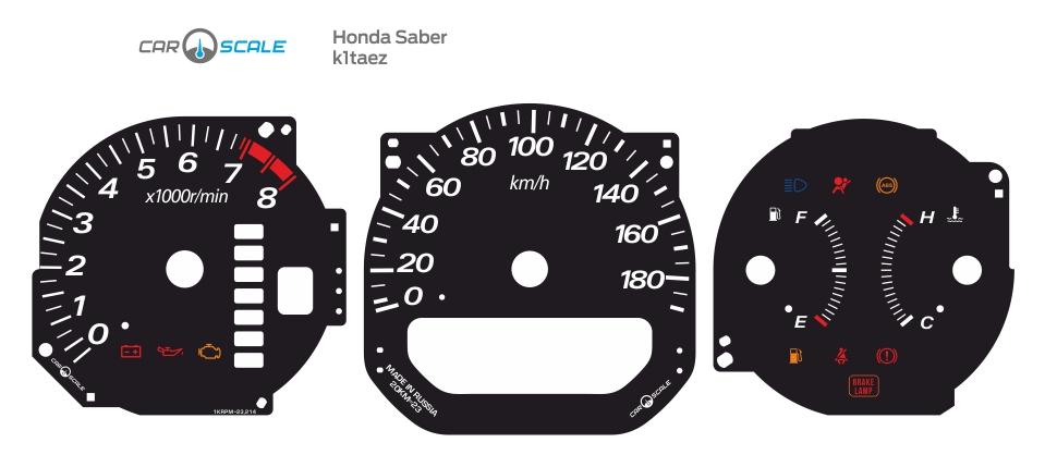 HONDA SABER 01