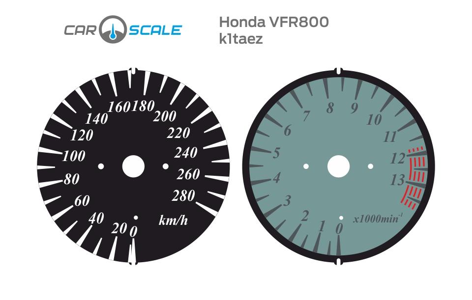 HONDA VFR800 01