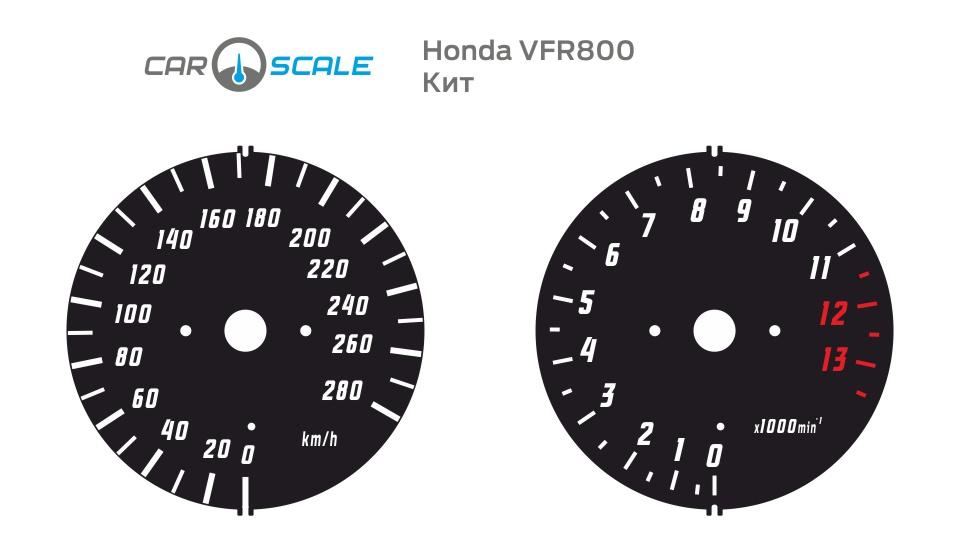 HONDA VFR800 04