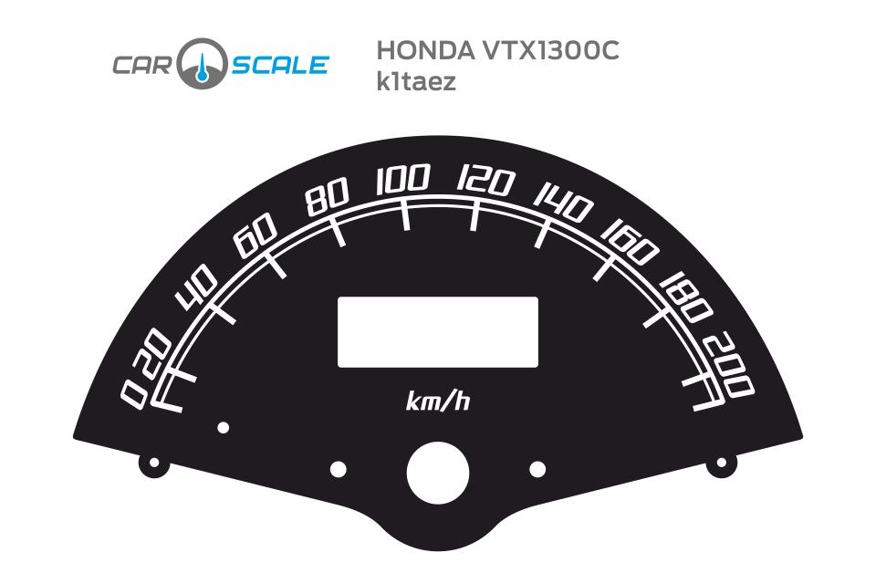 HONDA VTX1300C 01