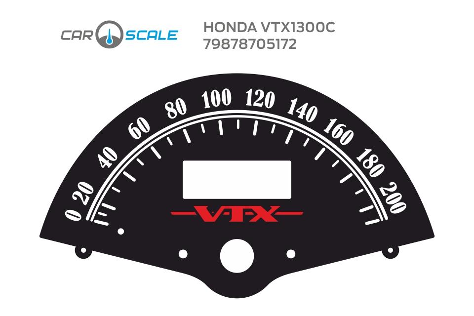 HONDA VTX1300C 02