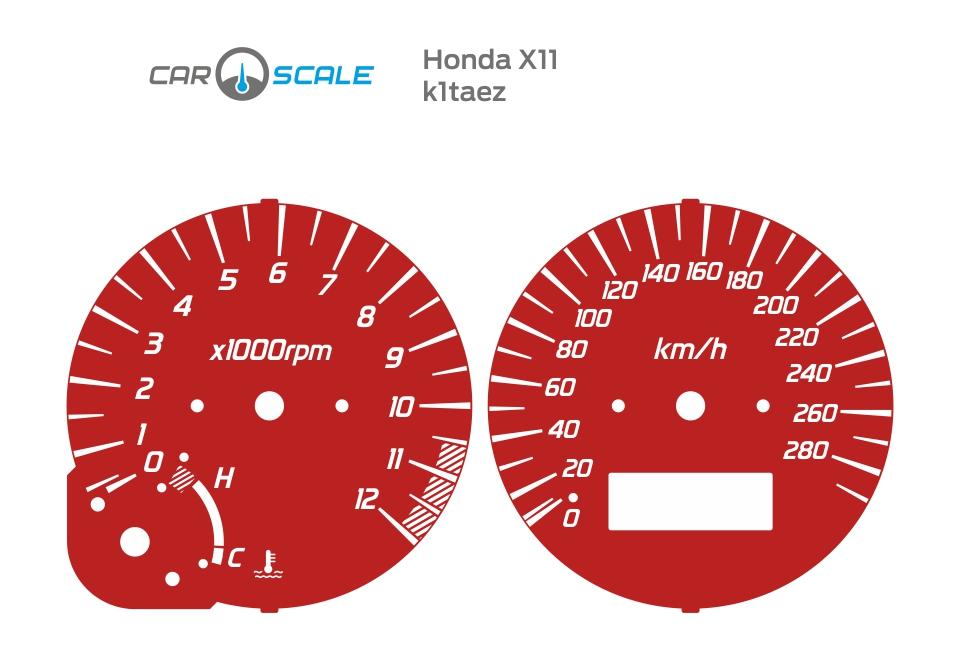 HONDA X11 01