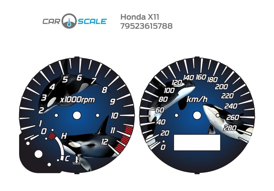 HONDA X11 02