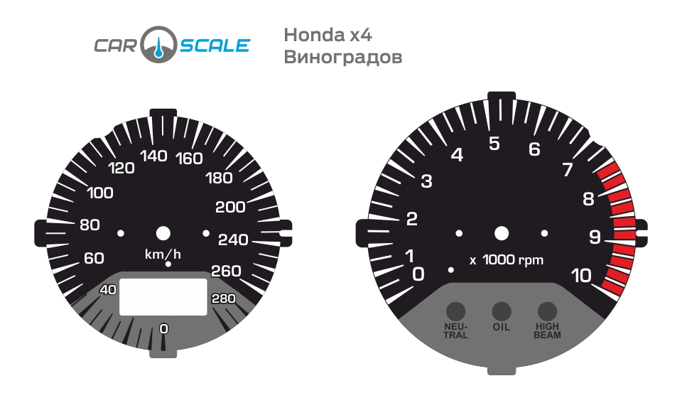 HONDA X4 02