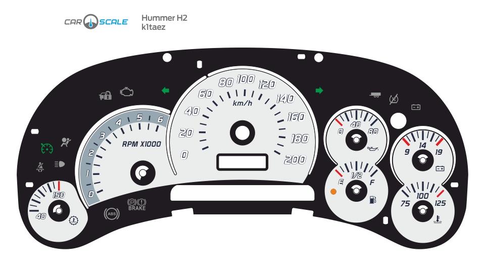 HUMMER H2 01