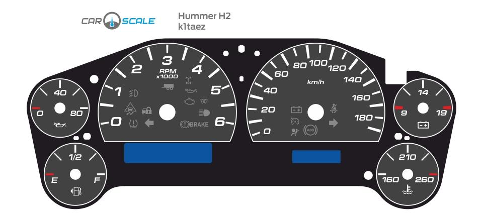 HUMMER H2 VER2 01