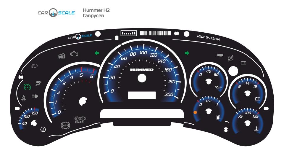HUMMER H2 06