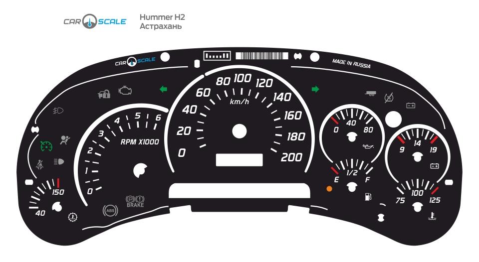 HUMMER H2 13