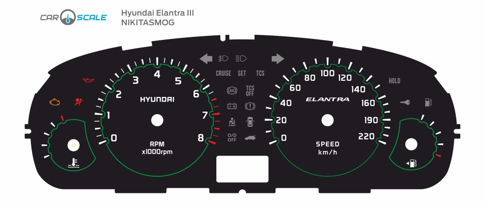 HYUNDAI ELANTRA 05