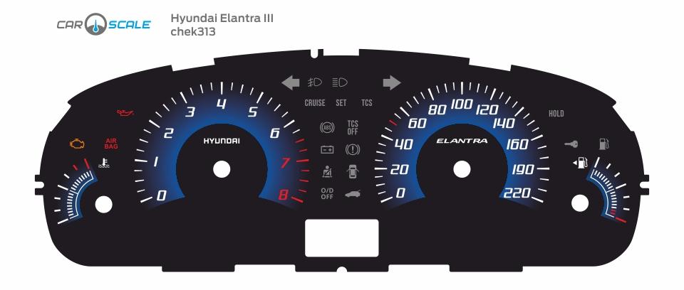 HYUNDAI ELANTRA 06