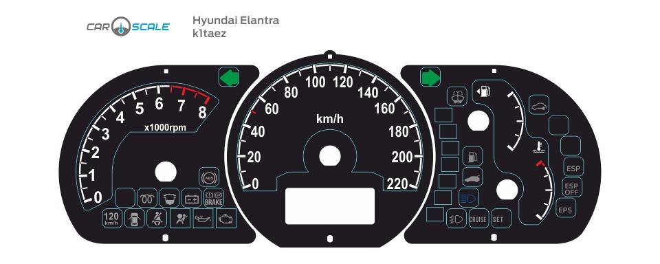 HYUNDAI ELANTRA HD 01