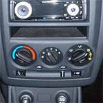 Hyundai Getz Отопитель