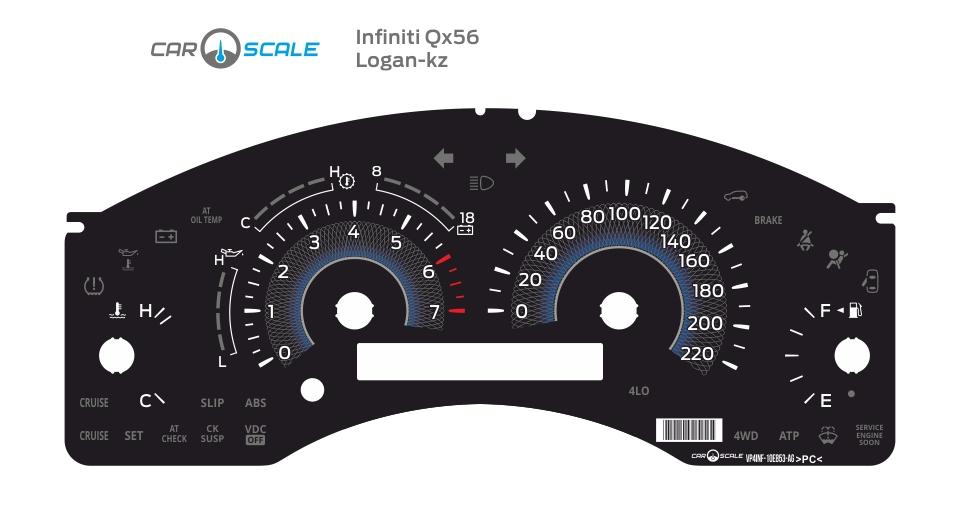 INFINITI QX56 03