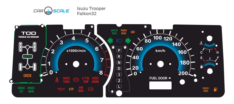 ISUZU TROOPER 02