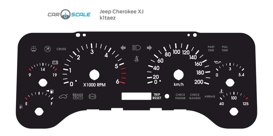JEEP CHEROKEE XJ 01