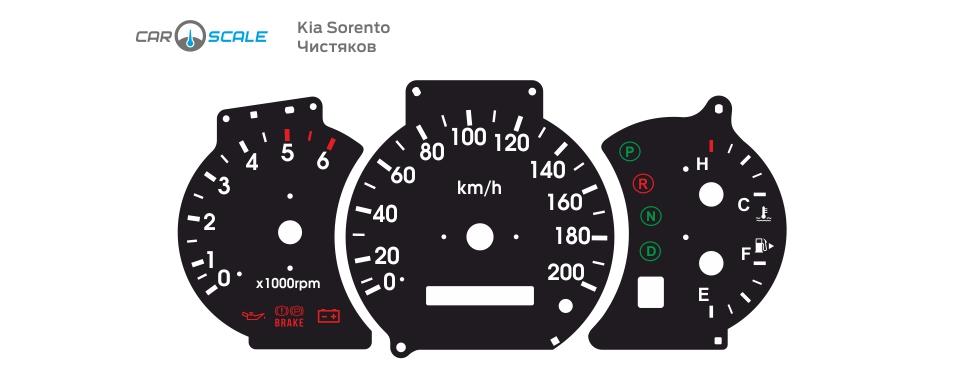 KIA SORENTO 03
