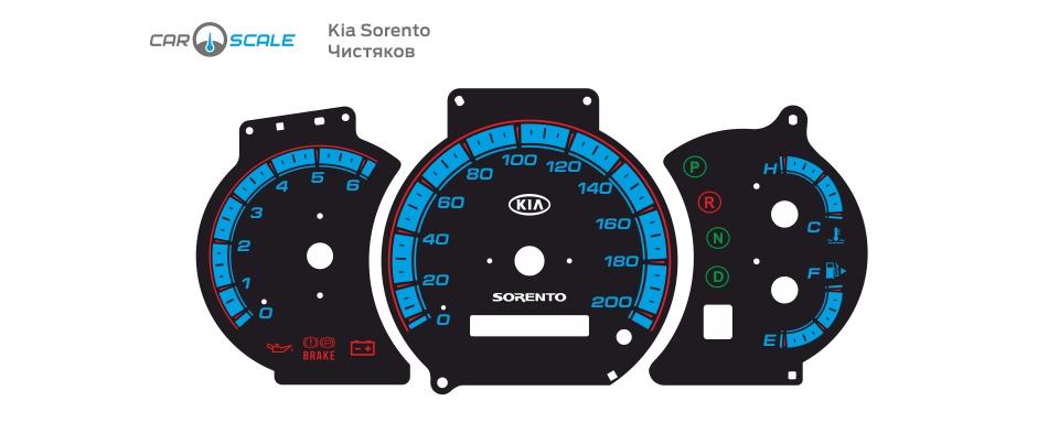 KIA SORENTO 04