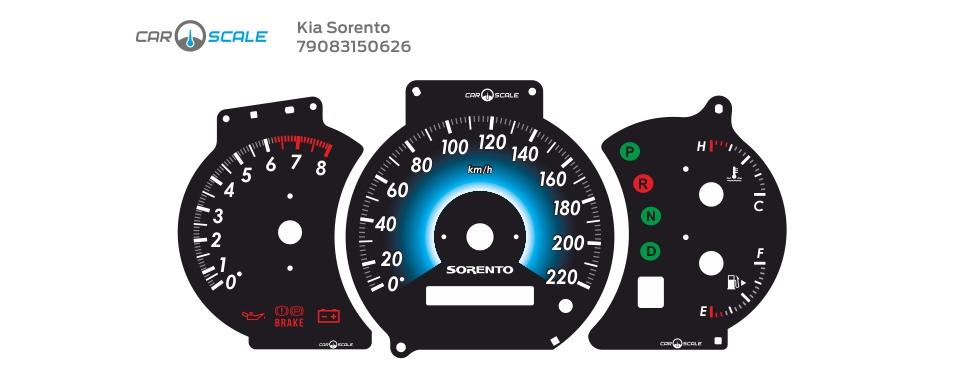 KIA SORENTO 05