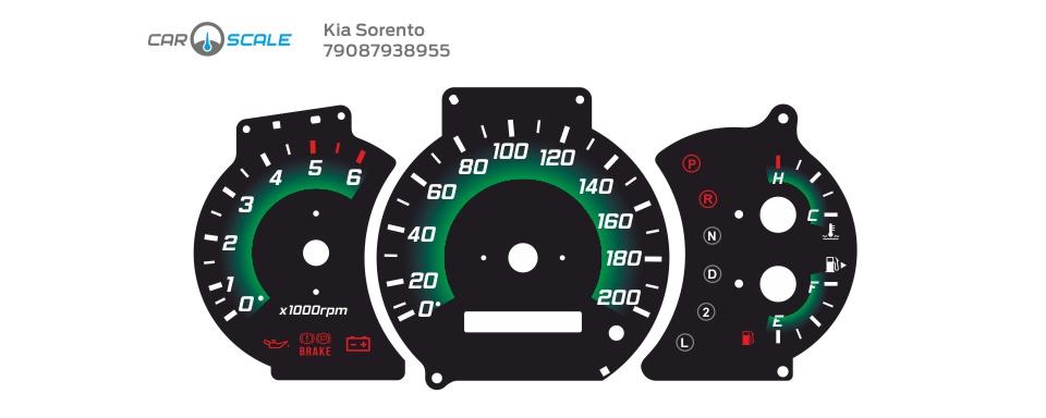 KIA SORENTO 06