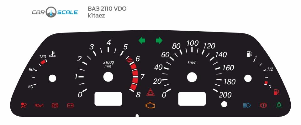 VAZ 2110 VDO 01