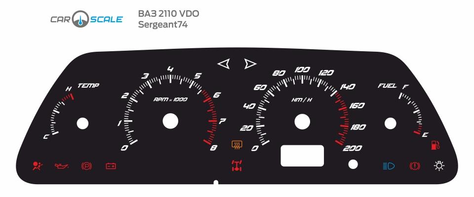 VAZ 2110 VDO 04